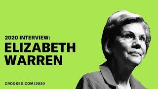 Elizabeth Warren full interview   Pod Save America