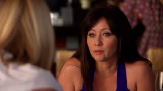90210 Brenda et Kelly au restaurant Episode 1x11