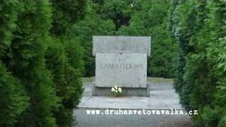 preview picture of video 'Środa Śląska - Soviet War Cemetery'