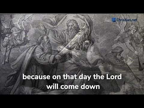 Exodus 19: At Mount Sinai | Bible Story (2020)