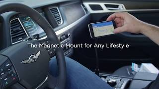NAZTECH | MagBuddy® Cup Holder Phone Mount