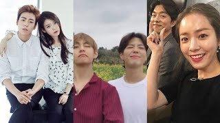 10 Incredibly Surprising Korean Celebrity Friendships