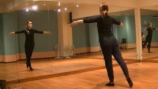 香音先生生のダンス講座~一緒にやってみよう④~ポイントのサムネイル画像