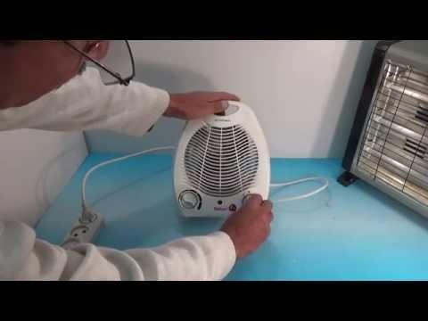 Тепловентилятор как он устроен мелкий ремонт