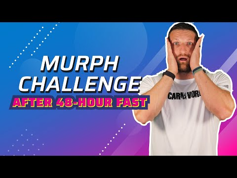 How It Feels to Complete The Murph Challenge After Fasting for 48 Hours
