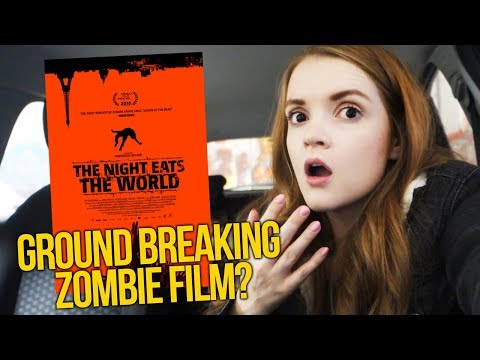 The Night Eats the World (2018) | COME WITH ME | French Zombie movie review