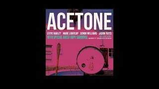 Acetone, live 2017-11-15, L.A., Zebulon Cafe, with Hope Sandoval, FULL SHOW, 13 songs