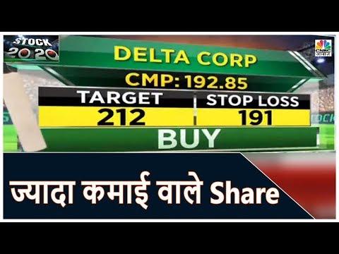 Stock Market News: आज की सबसे ज्यादा कमाई वाले 20 शेयर | Stock 20-20
