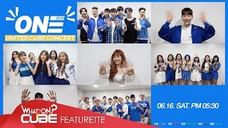UNITED CUBE - 2018 UNITED CUBE ONE CONCERT (Spot)