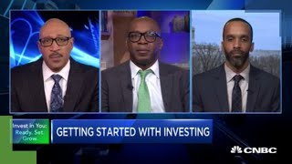 Retail investors offer tips on early investing