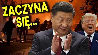 Chiny Przygotowują Się do Globalnego Konfliktu – Wywiad Analiza Komentator Tajwan Hongkong
