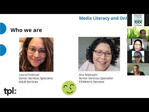 Workshop 5 - Resources for Media Literacy and Online Safety thumbnail