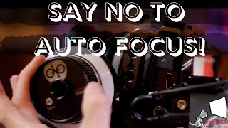 How to Manually Pull Focus + My Favorite New Follow Focus