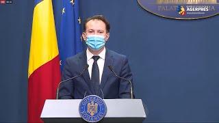 LIVE Declarații de presă susținute de ministrul Finanţelor Publice, Florin Cîțu