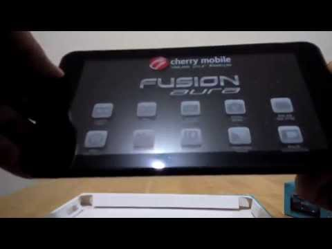Cherry Mobile Fusion Aura Unboxing