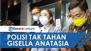 POPULER Gisel Tak Ditahan Setelah Jalani Pemeriksaan soal Video Syur 19 Detik, Ini Alasannya
