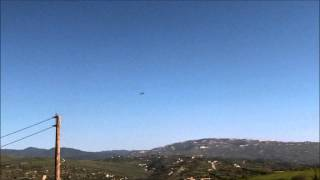 preview picture of video 'Cyprus Air Command Mil Mi-24 Helicopter'
