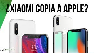 ¿El iPhone X de Xiaomi? TODO sobre la polémica del Xiaomi Mi 8