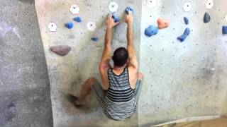 Climbing Workouts - Drills and Exercises - Core and Contact