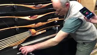 Holzpfeile begradigen mit Bruno Ballweg
