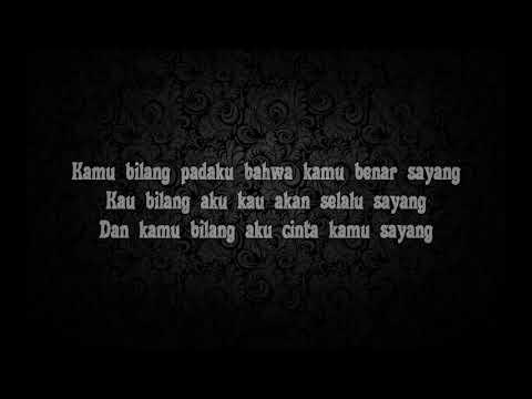 Wali - Orang Bilang (lirik)