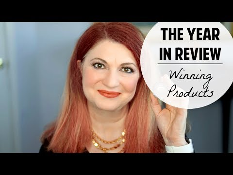 The year in review | Winning products!