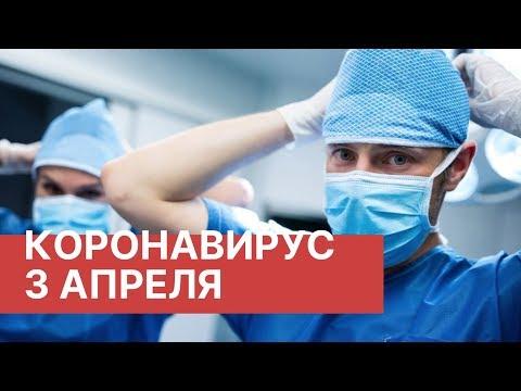 Коронавирус в России. Последние новости 3 апреля (03.04.2020). Коронавирус в Москве сегодня