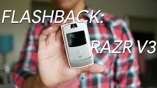 Phones that were ahead of their time: Motorola RAZR V3