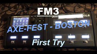 Fractal Fm3 Forum