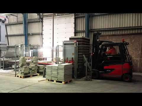 Legged production board - Techmatik semi automatic production line - zdjęcie
