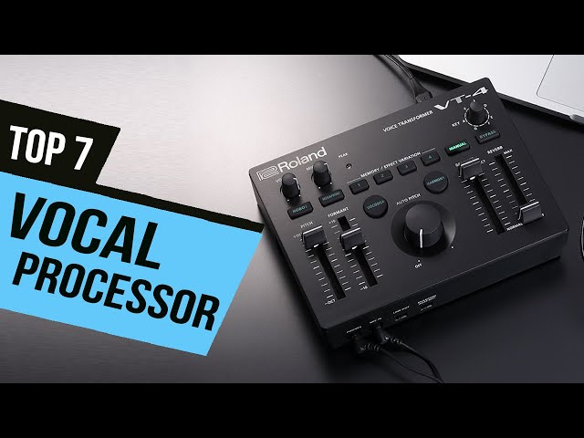 BEST VOCAL PROCESSOR! (2020)