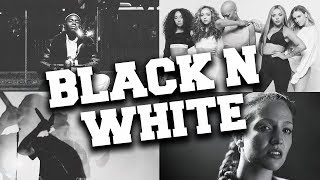 Top 20 Black & White Music Videos of 2018