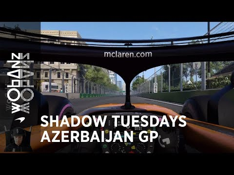 Image: Watch: McLaren Azerbaijan Grand Prix preview