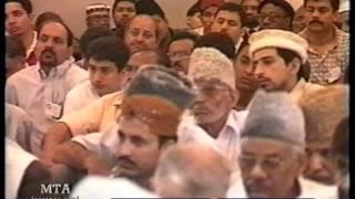 [jamaatny] Powerful Words of Hadhrat Khalifa ul Masih Rabeh Hazrat Mirza Tahir Ahmad (Rehmullah Ta&#