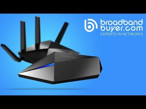 NETGEAR R9000 Nighthawk X10 AD7200 Tri-Band WiFi 5 Broadband