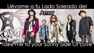 Aerosmith - Sunny Side Of Love (subtitulada español-inglés)
