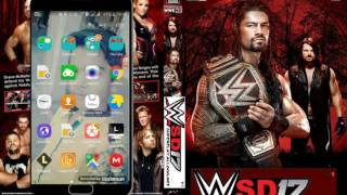 ❤❤WWE 2K17 SD GAME FOR ANDROID MOBILES|ONLY 65 MB|WITH PROOF|PLEASE WATCH👍👍👍👍👍👍|