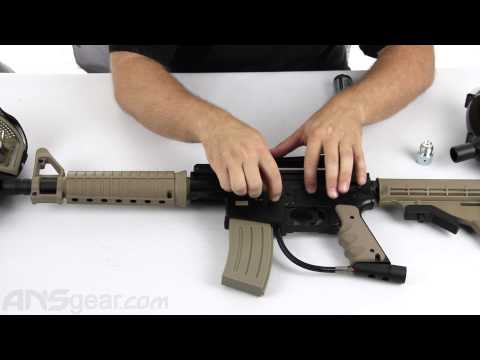 JT Tactical Ready To Play Paintball Gun Kit – Review