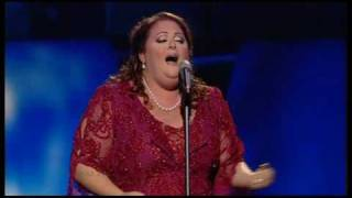 "Eurovision Song Contest 2005: Chiara sings ""Angel"""