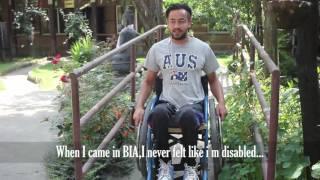 Wir unterstützen Behinderungen in Nepal