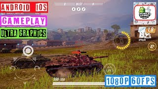 Armored Warfare: Assault MBT 70 LVL Max Elite Tank Gameplay 1080p 60fps