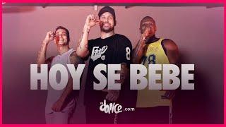 Hoy Se Bebe (Remix)   Nio García | FitDance TV (Coreografia Oficial)