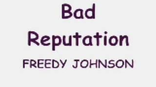 Bad Reputation - Freedy Johnston (LYRICS IN DESCRIPTION)