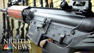 Shooter Used Military Grade Weapons In Las Vegas Attack | NBC Nightly News