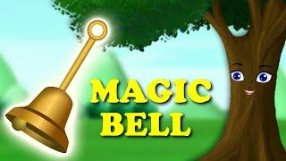 The Magical Bell | Panchatantra Telugu Moral Stories For Kids | Telugu Kathalu