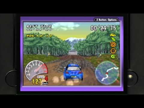 v-rally 3 game boy