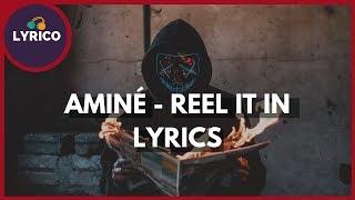 Aminé - REEL IT IN (Lyrics) 🎵 Lyrico TV