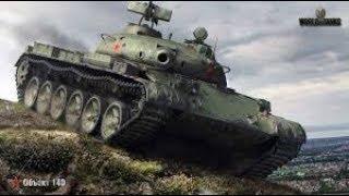 World of Tanks  выгуливаем АРТУ