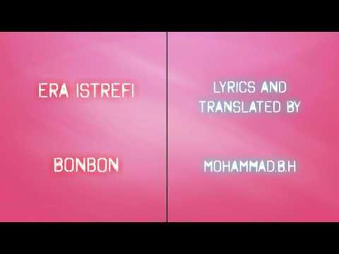 Era Istrefi-Bon Bon lyrics