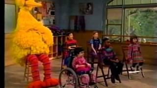 Sesame Street - Tarah's Racing Wheelchair